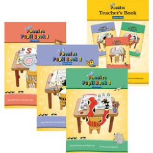 Jolly Phonics Pupil Book & Teacher's Book
