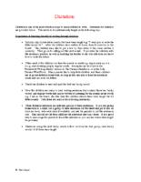 F – Dictation Sentences