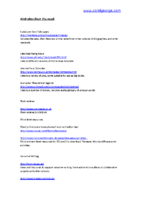 Web sites from TEs