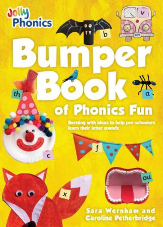Jolly Phonics Bumper Book