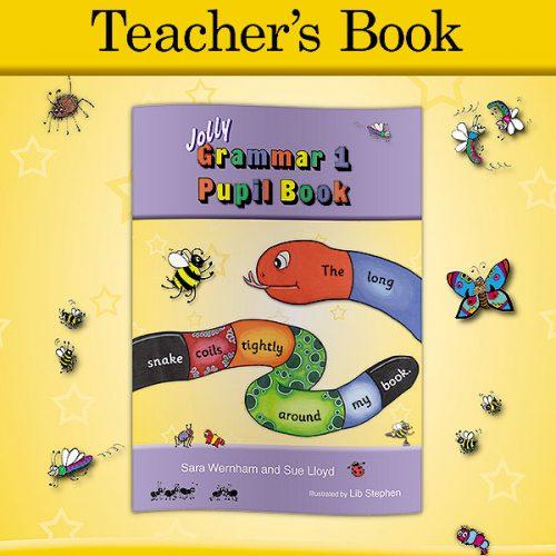 Grammar Teacher's Book