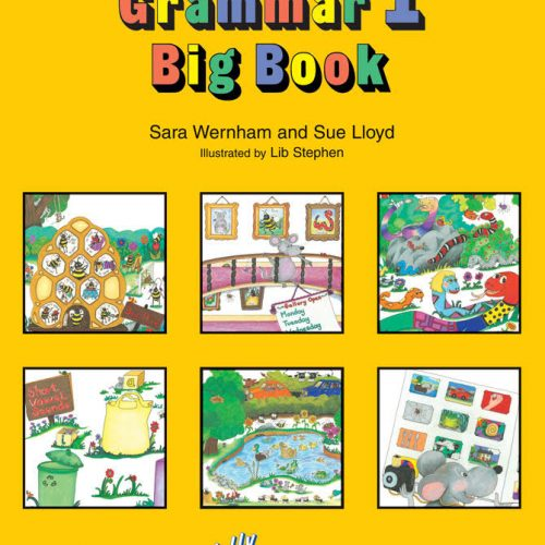 Jolly Grammar Big Book