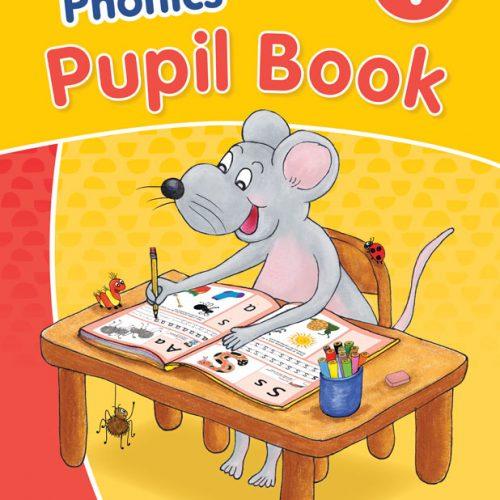 Pupil Books Coloured