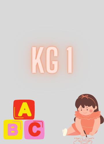KG 1 (Age 4)