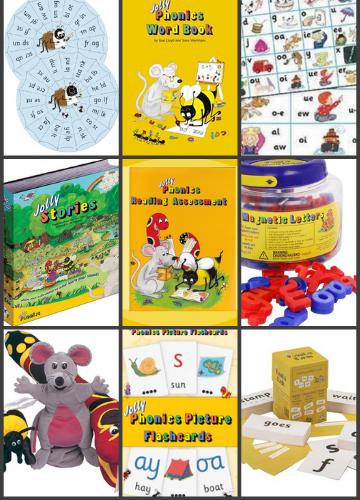 Teachers Resource Materials